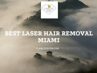 Best Laser Hair Removal Miami