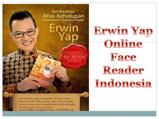 Erwin Yap Online Face Reader Indonesia
