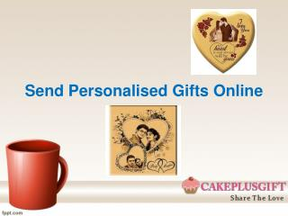 Send Personalised Gifts Online to Hyderabad| Buy Personalised Gifts