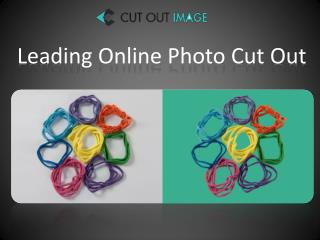 Leading Online Photo Cut Out