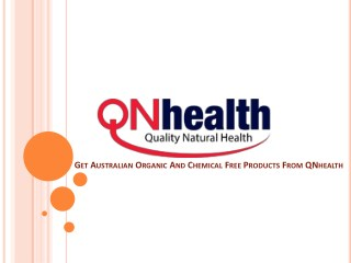 Buy Beauty Products & Health Care Products Online At QN Health