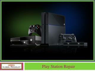 Play Station Repair