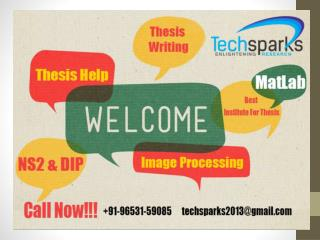 Best thesis guide in chandigarh