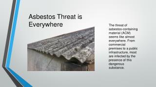 Asbestos Removal Launceston