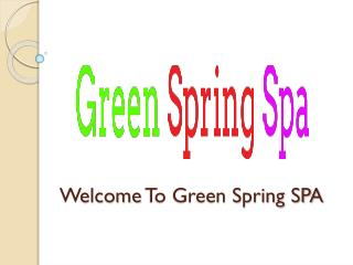 Charlotte Massage Therapy | Asian Massage | Green Spring SPACharlotte Massage