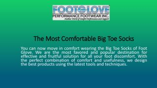 Most Comfortable Big Toe Socks