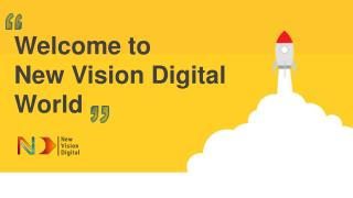 New Vision Digital- Digital Marketing Agency in India.
