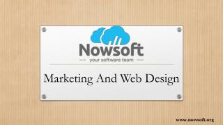 Marketing and Web Design Firm