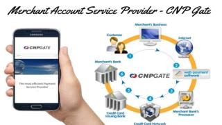 World Best Merchant account service provider - CNP Gate