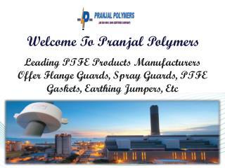 PTFE Flange Guards Manufacturers