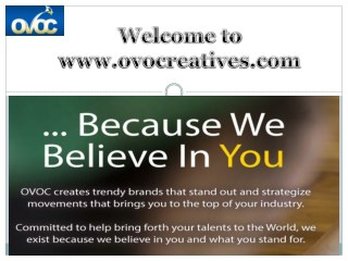 Graphic Design Services Singapore - Ovo Creatives