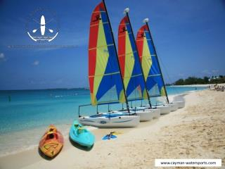 Ultimate Water-sports adventures @ Cayman Islands