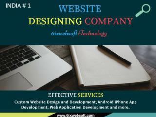 Effective Website Designing Services