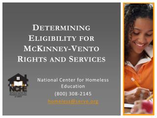 Determining Eligibility for McKinney-Vento Rights and Services