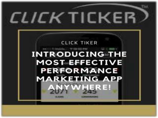 Click Ticker