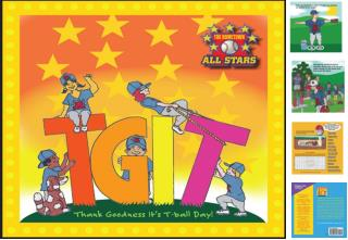 TGIT - Thank Goodness it's T-Ball Day! Books By Kevin Christofora