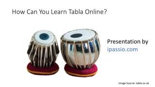 Basic instrument on tabla by ipassio