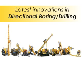 Latest Innovations in the Directional Boring Technique | We-Bore-It
