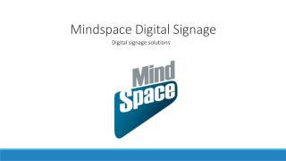 Complete Digital Signage Solutions UAE