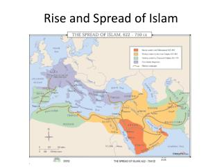 Rise and Spread of Islam