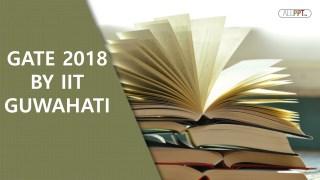 IIT Guwahati-GATE 2018