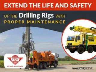 Simple Maintenance Tips for Multi-purpose Drilling Rigs