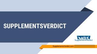 SupplementsVerdict - Shop Best Ever Natural Health Products