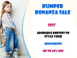 Bumper Bonanza Sale - 2017