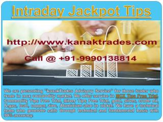 Commodity Tips Free Trial, MCX Tips Free Trial