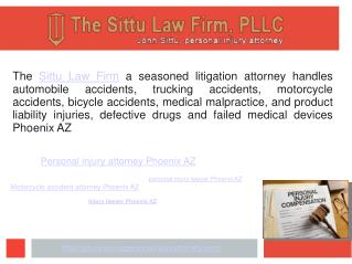PPT - Things to Do Before Hiring Automobile Injury ...