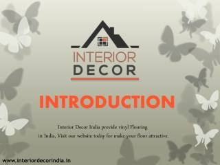 interiordecorindia.in: Your Related information for Vinyl Flooring India