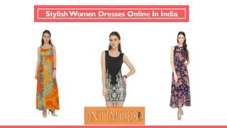 Stylish Women  dresses online  in India