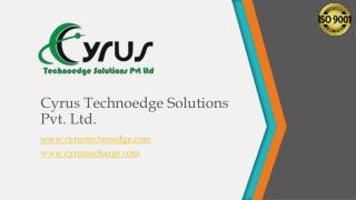 Cyrus Recharge- Mobile Recharge Software