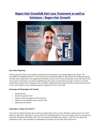 http://supplementvalley.com/regen-hair-growth-formula/