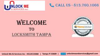 Locksmith Tampa- Best Locksmith Company in Tampa