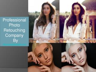 Professional Photo Retouching Services UK - Ultimateclippingpath