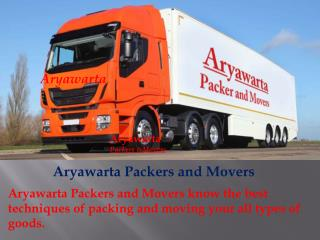 Packers and mover  in patna - aryawarta packers and movers