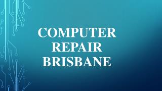 Computer Repair Brisbane - Footprintit