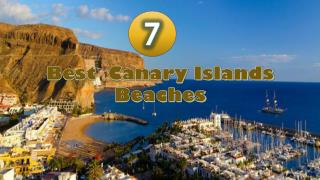 7 Best Canary Islands Beaches
