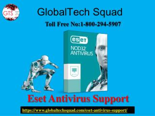eset antivirus tech support phone number |1-800-294-5907