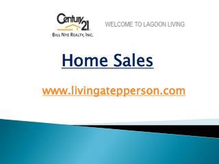 Home Sales - livingatepperson.com