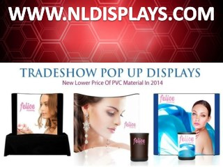 Custom Trade Show Displays Make an Impression