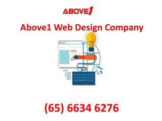Singapore Website Design Company | (65) 6634 6276
