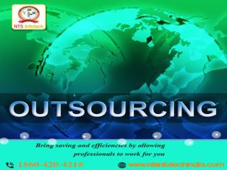 Nts Infotech Outsourcing Company in India