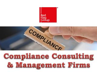 Compliance Consulting & Management Firms | The Red Flag Group