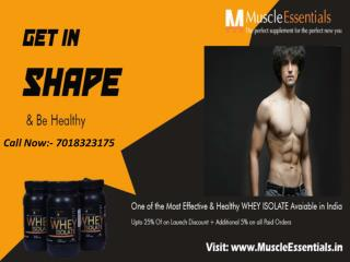 Body Building Supplements in Himachal Pradesh