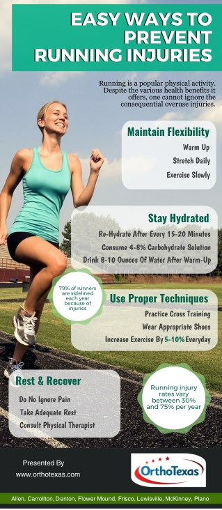 Easy Ways To Prevent Running Injuries