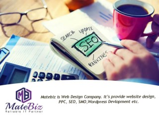 Matebiz: A Specialist And Ace SEO Company in India