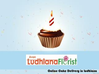 Onlive cake delivery in ludhiana