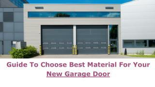 Commercial Garage Doors In Savannah